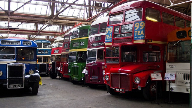 Museum of Transport, Manchester England