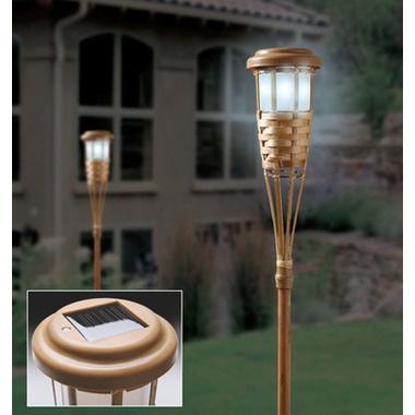 Solar tiki torches.. Need!