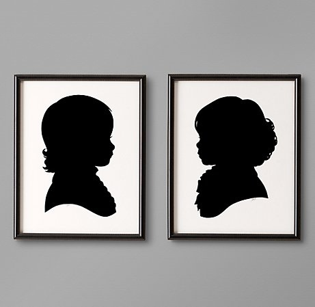 Children's Silhouette