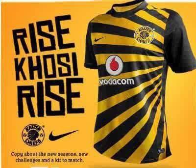"""Kaizer Chiefs, """"Amakhosi"""""""