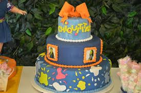 bolo personalizado Chiquititas