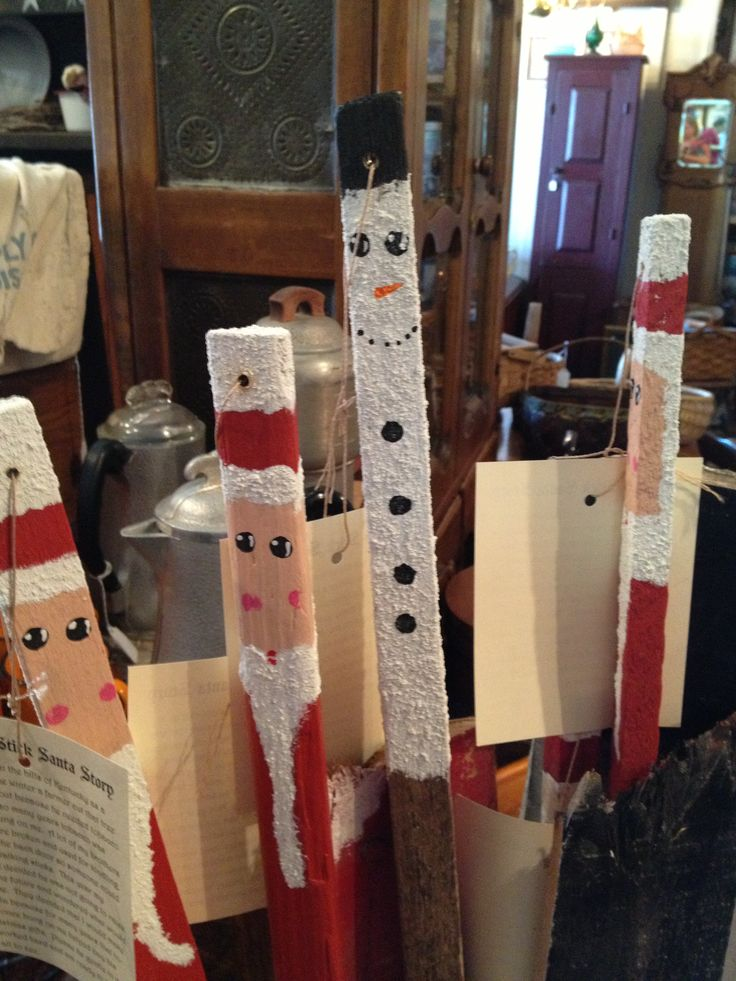 tobacco sticks: Tobacco Sticks, Sticks Crafts, Crafts Gifts, Barns Crafts, Sticks Santa, Sticks Pallets Ladd, Crafts Idea, Pj S Christmas, Country Crafts