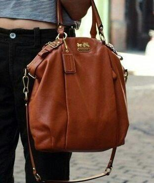 Coach bag...need that