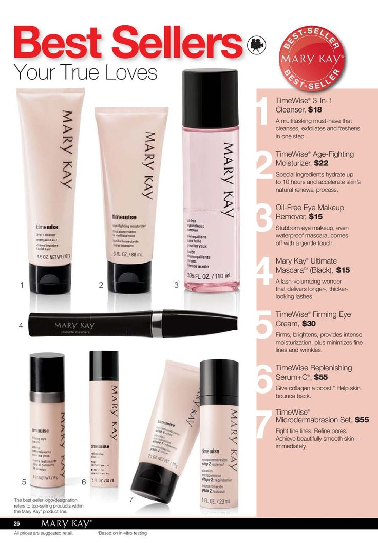 Nothing but the best for my customers! http//www.marykay