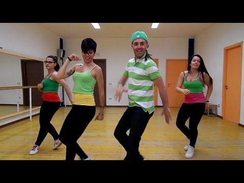 """ VANITOSA "" | Impara i Passi | Balli di Gruppo 2013/2014 Line Dance"