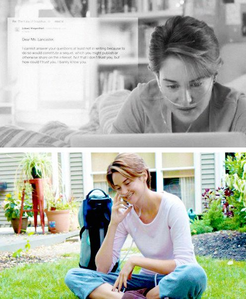 New The Fault in Our Stars stills