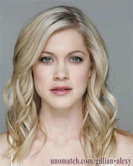 Gillian Alexy is an Australian actress. She is best known for her roles as Tayler Geddes on McLeod's Daughters and Gitta Novak on Damages.