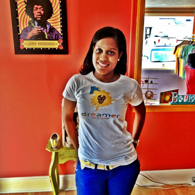 We always love to see customers come in the store rockin there Jun E Tee  Www.jcaniel.com: Tee Www Jcaniel Com, Caniel Womens, Store Rockin