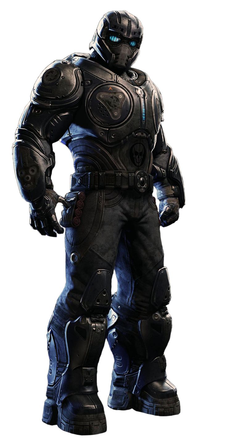 Gears of War Onyx Guard