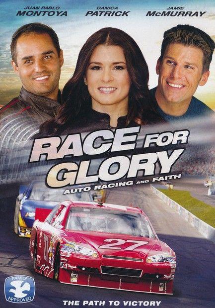 Race for Glory - Christian Film Movie on DVD with NASCAR ...