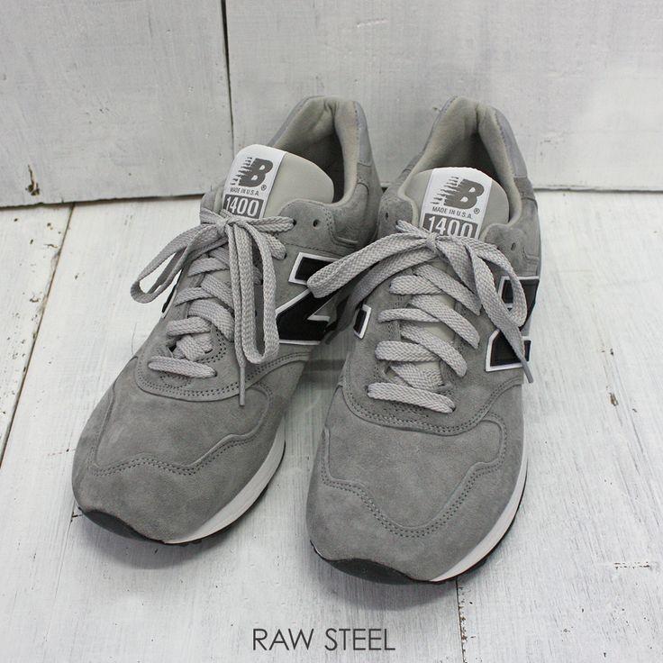 new balance 1400 raw steel