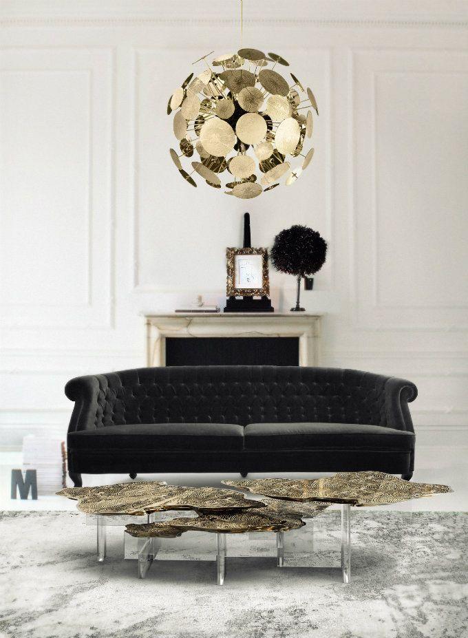 die besten 25 kronleuchter ideen auf pinterest. Black Bedroom Furniture Sets. Home Design Ideas