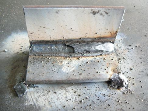 Reduce Mig Welding Spatter - You may find yourself welding on the weekend with your trusty mig welding machine but something just isn't right. You are getting lots of welding spatter and your best mate, the welding guru is out of town, what do you do? Well there are a few things that can be undertaken to remedy the situation. Mig welding spatter is bad  1. Increase the MIG welding voltage Try to reduce the spatter by adjusting the voltage of the machine. Voltage is clo
