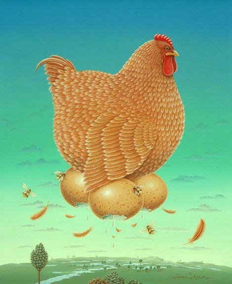 James Marsh Chicken