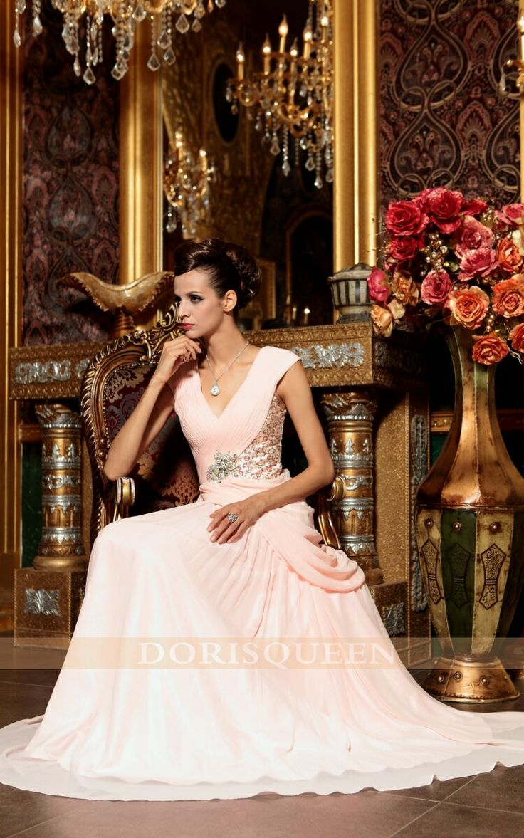 gorgeous prom dresses long ,light pink party dresses evening  ,elegant bridesmaid  dresses 2013