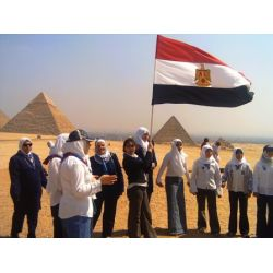 World Association of Girl Guides and Girl Scouts - Our World: Egypt, Arab Republic of