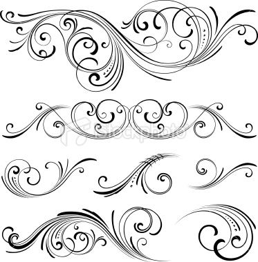 Victorian Design 101 best scroll designs images on pinterest | drawings, swirls and