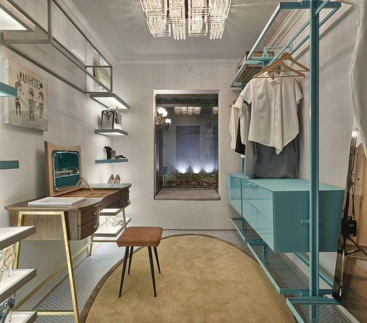 CASA COR Minas: Um closet inspirado em Maria Antonieta
