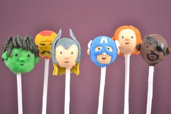 Avengers cake pops.Avengers Them Cake, Avengers Cake, Fun Recipe, Superhero Parties, Cake Pop, Parties Ideas, Avengersthem Cake, Super Heroes Parties, The Avengers