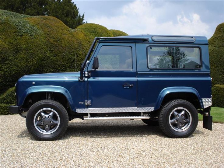 Land Rover Defender 90 110 Diesel 1983-2007 Haynes Manual Workshop Service