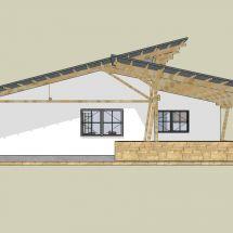arquitectura en bambú