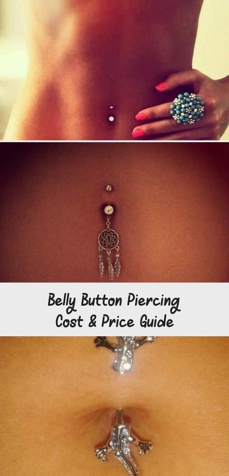 Belly Button Piercing Cost & Price Guide in 2020