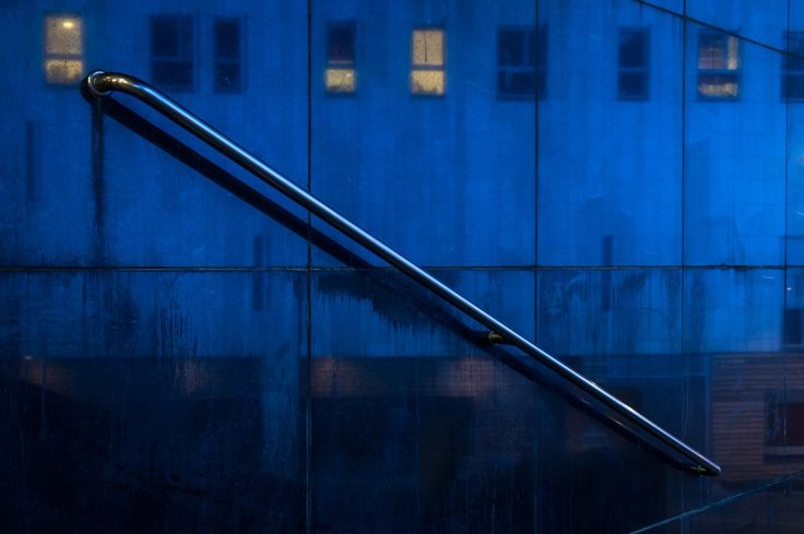 single photo/2 #blue #architecture