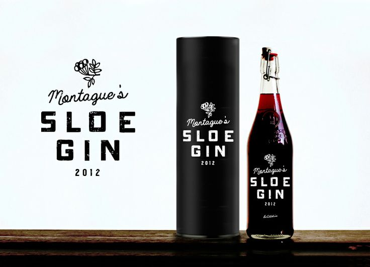 Montague's Sloe Gin