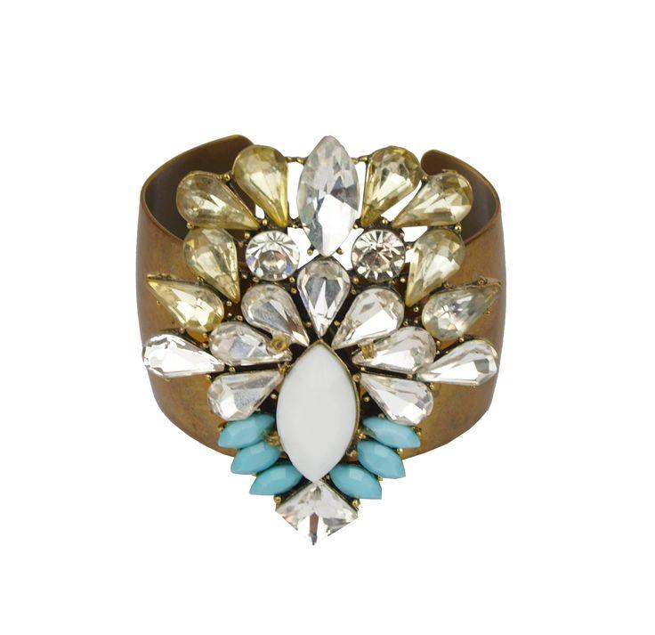 Ines Crystal Bracelet