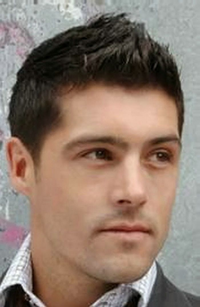 Trendy Spikey Cool Hairstyles For Men 2014