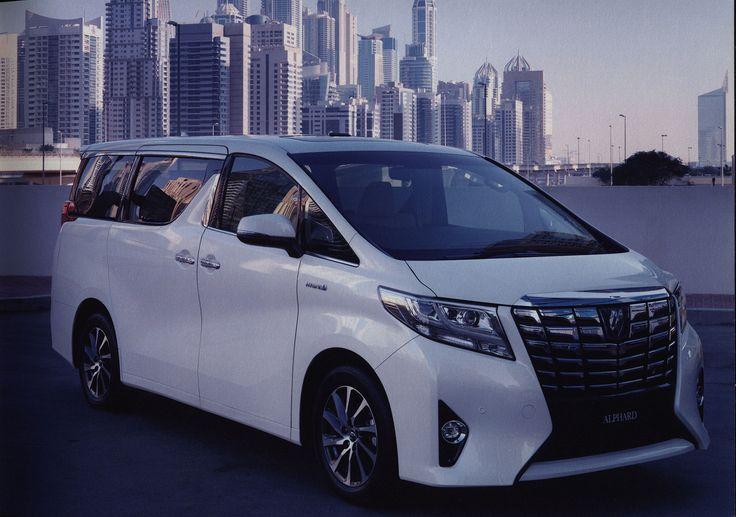 https://flic.kr/p/SGnkBz | Toyota Alphard Hybrid in Dubai; 2015_3  (Japan)