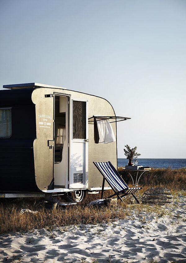 roulotte -★- caravan