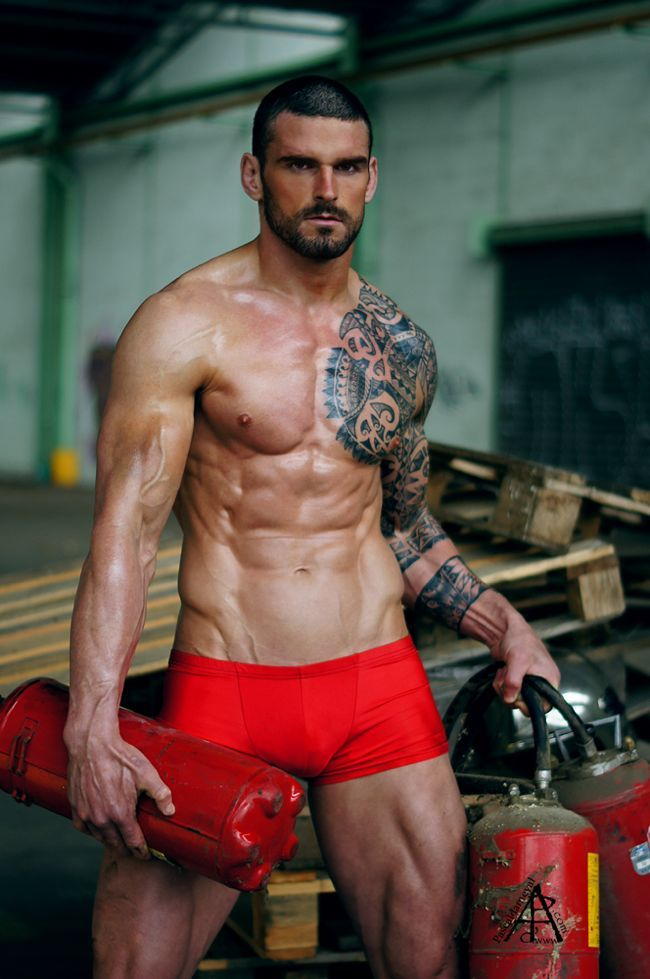 English Rugby star Stuart Reardon. I don't know if I'd ever have the balls to get a full chest plate like that.Stuart Reardon, English Rugby, Football Players, Stuartreardon, Holy Cows, Tattoo, Hot Guys, Hot Men, Red Hot