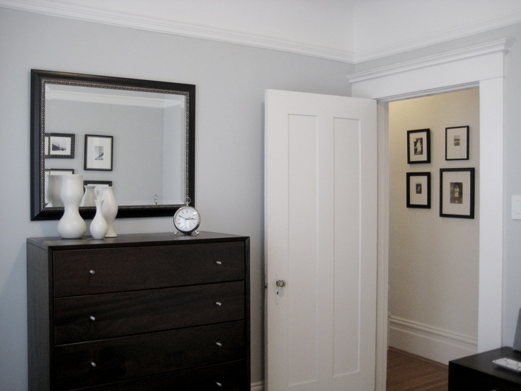 Benjamin Moore Pale Smoke Paint Options Living Room