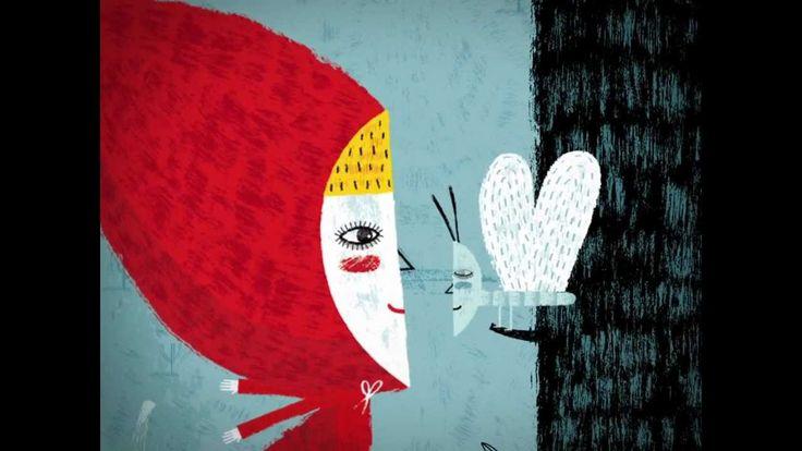 Book Trailer Caperucita Roja