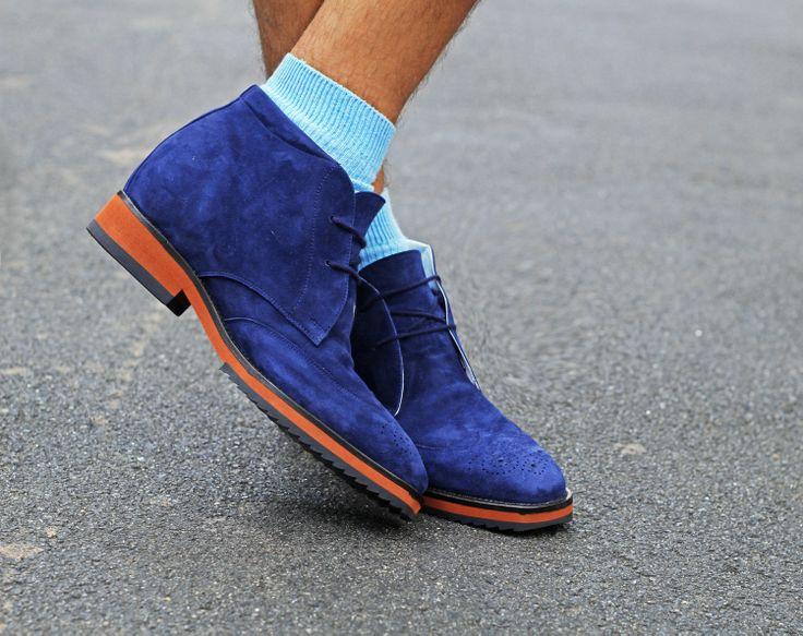 """Collezione """"Estate 2014"""" di scarpe con rialzo realizzate artigianalmente interamente in Italia.  Guarda il modello Brooklyn: http://www.guidomaggi.it/collezione-lusso/stivali-e-stivaletti/brooklyn-detail#.U0fvEah_uSo"""
