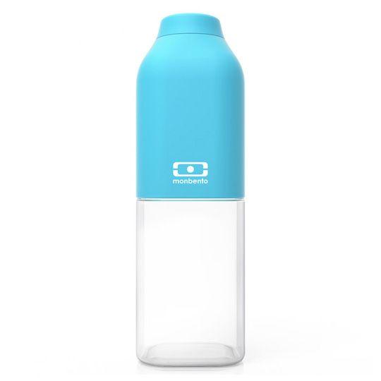 Бутылка 'Positive'  / Голубой