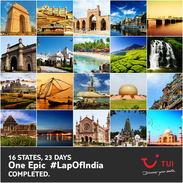 The #LapOfIndia has come to an end! Thank you for being a part of this epic road-trip. Hope you enjoyed the journey with the #TUICar.