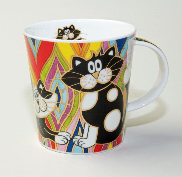 Catastic Mug [3 Designs] From Dunoon