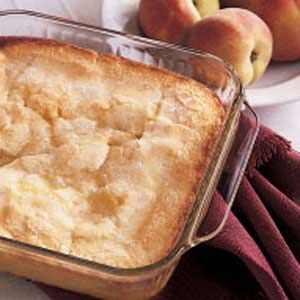 Peach Cobbler Recipe..Using canned peaches. Easy..