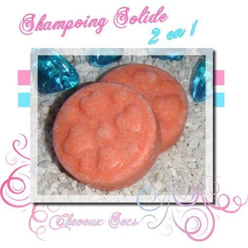 shampoing solide fait maison