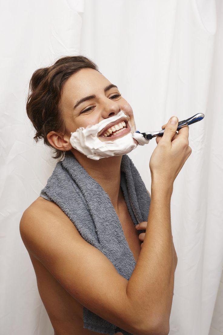 девушки в бреются час предупреждать