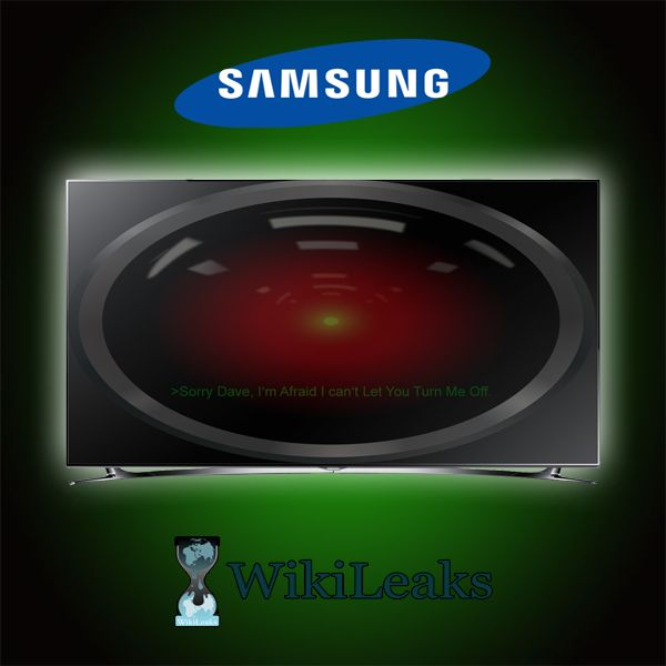 [Wikileaks] has just published the CIA's engineering notes for Weeping Angel Samsung TV Exploit.This dump includesinformation for field agents on how to exploit the Samsung's F-series TVs, turning them into remotely controlled spy microphones that can send audio back to their...   Taken from: http://www.cyberreflect.com/1wwEwLQOkW
