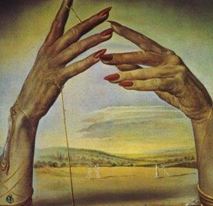 Obras de Salvador Dali | Fundação Cima's | Manchas Senís ...