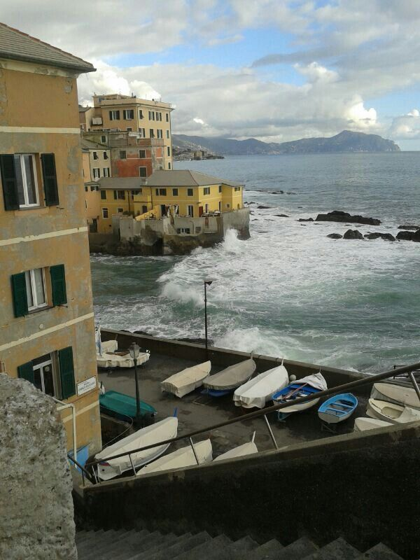 Boccadasse  Italy