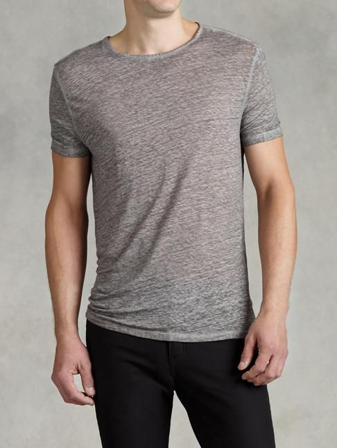 (This is from my partner's outfit 2(casual) board). I like this simple dyed shirt in that it looks casual enough to be paired against the skinny jeans and the black accessories. It also goes with the trend in retail of soft rock and denim. This shirt goes with the back pack as its in a similar pattern.