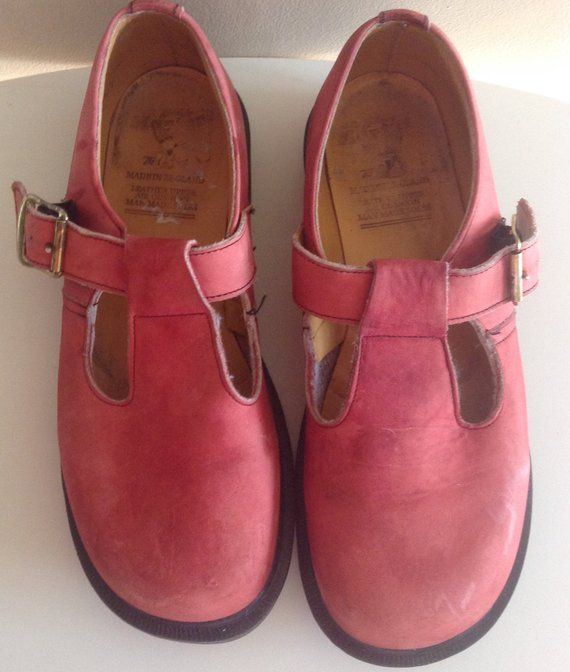 On Sale Doc Marten Dr Marten Red Mary