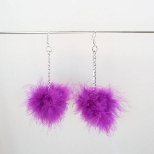 purple fluffs available  $20 with free shipping nz