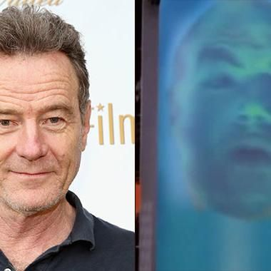 Hot: Bryan Cranston cast as Zordon in Power Rangers reboot