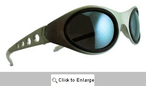 Alliance Vintage Sport Sunglasses - 229 Silver